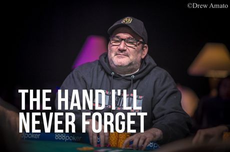 The Hand I'll Never Forget: Mike Matusow's Disaster with Pocket Kings