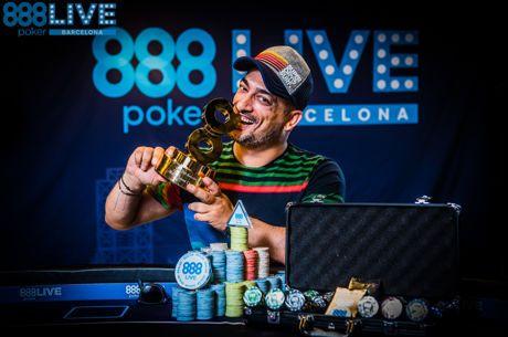 Adrian Costin Constantin castiga 888poker LIVE Barcelona dupa o finala cu 3 romani!
