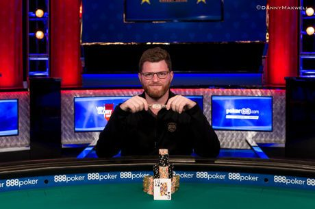 2018 World Series of Poker: Nick Petrangelo gewinnt Event #5