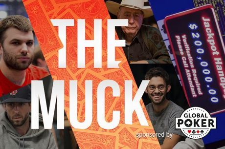 The Muck: Reilly vs Palma, Brunson vs Gorodinsky, and a $200K Video Poker Score