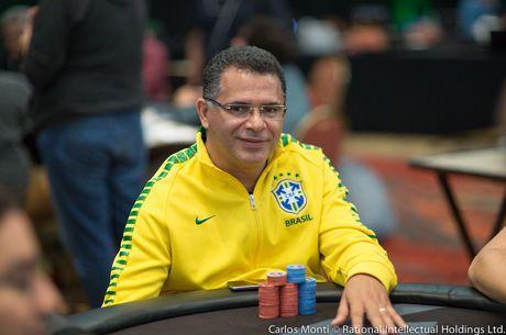 WSOP: Roberly Felicio Coloca Brasil no Dia 3 do Evento #7: COLOSSUS