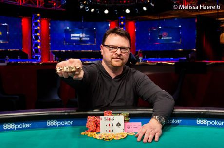 2018 World Series of Poker:Jeremy Harkin gewinnt Event #12
