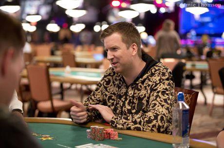2018 WSOP (6) - Martijn Gerrits naar derde ronde van $10k Heads-Up, Paul Volpe wint derde...