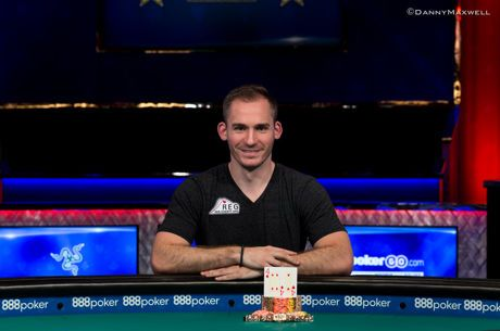 Justin Bonomo Wins Second WSOP Bracelet in $10K Heads-Up Championship