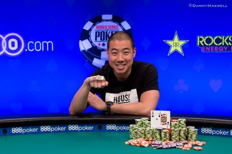2018 World Series of Poker: Benjamin Moon gewinnt Event #13