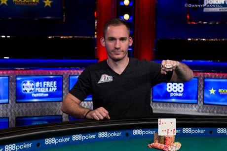 2018 WSOP (8) - Justin Bonomo verslaat Martijn Gerrits en wint $10.000 Heads-Up NLHE...