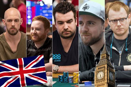 Five of the Best British Poker Players
