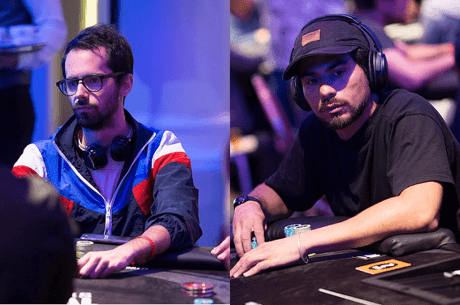 Sérgio Veloso 15º e Júnior Braz 16º no PokerStars Festival Marbella