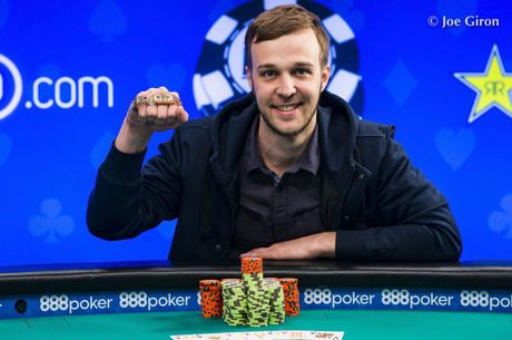 Andrey Zhigalov Wins WSOP Event #15: $1,500 H.O.R.S.E. for $202,787