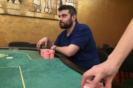 Deal μεταξύ Μελλίδη και POLY10 στο Monsterstack Madness του Finix Casino