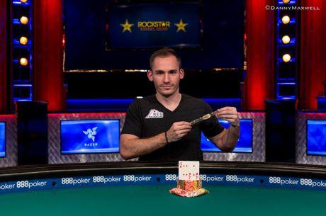 Dominavimas tęsiasi: Justino Bonomo rankose - WSOP trofėjus