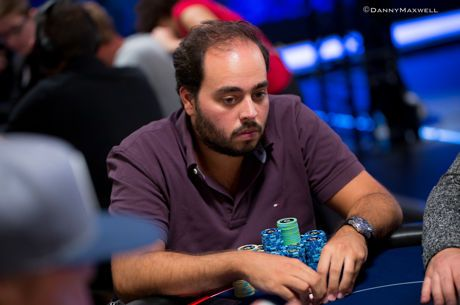 PokerStars Festival Marbella: Nuno Capucho na Mesa Final do High Roller