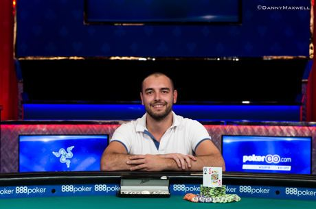 2018 World Series of Poker: Ognyan Dimov siegt bei Event #17