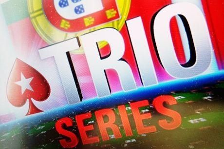 TRIO Series: nicoji83 Conquista Evento #57 e Embolsa €15,201 & Mais
