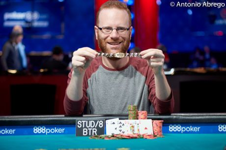 Adam Friedman Conquista Evento #18: $10,000 Dealer's Choice 6-Handed