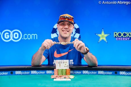 Craig Varnell Vence Evento #19: $565 Pot-Limit Omaha da WSOP