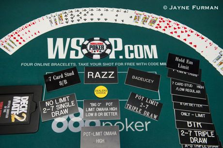 2018 World Series of Poker Quiz #2: Choose Your Game