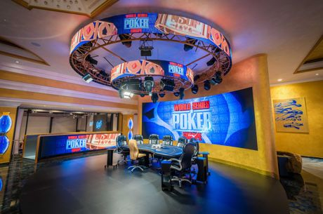 WSOP Europe Returns to King's Casino Rozvadov, 2018 Schedule Announced