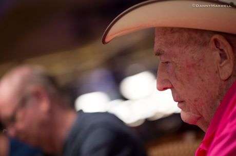 Living Legend: Doyle Brunson Returns to the Felt at WSOP