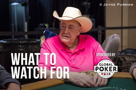 WSOP Day 14: Doyle Brunson Returns Looking for Bracelet #11