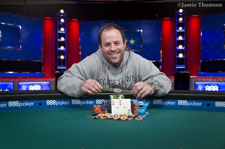 WSOP: Jeremy Wien Conquista Evento #20: $5,000 No-Limit Hold'em