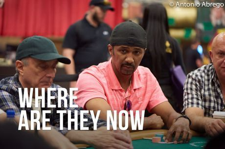 Where Are They Now: 2006 WSOP Stud Dmitri Nobles