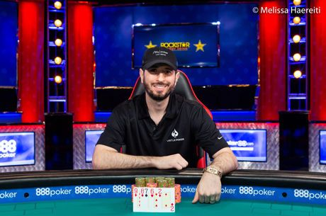 2018 World Series of Poker: Brian Rast gewinnt Event #23