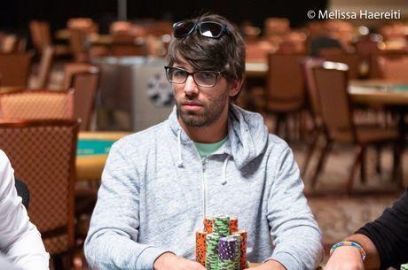 WSOP: Manuel Ruivo 3ª Maior Stack dos Últimos 17 do Millionaire Maker