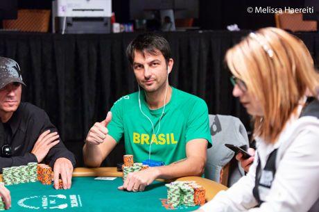 Enio Bozzano Entre os 17 Últimos do Millionaire Maker da WSOP