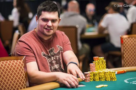 Hand Analysis: Valentin Vornicu Goes for the River Raise