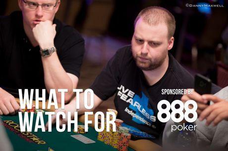 WSOP Day 15: Joe McKeehen Runs Deep in MILLIONAIRE MAKER