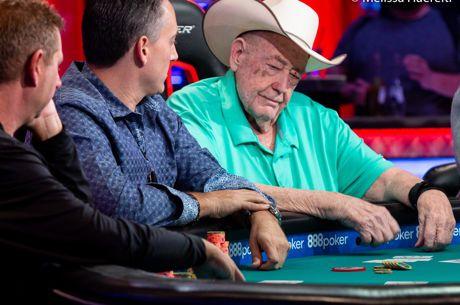 Se je Doyle Brunson res še zadnjič vrnil na prvenstvo WSOP?