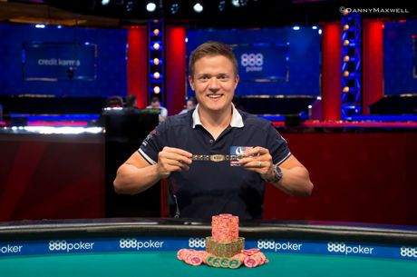 2018 World Series of Poker: Benjamon Dobson gewinnt Event #25