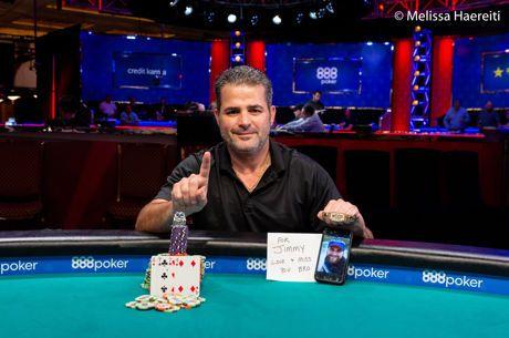 2018 WSOP Event 26: Filippos Stavrakis Dedicates WSOP PLO Bracelet ($169,842) to His Brother