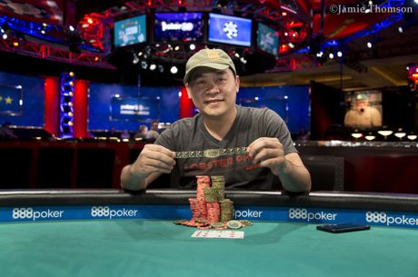 2018 World Series of Poker: Hanh Tran holt Event #29