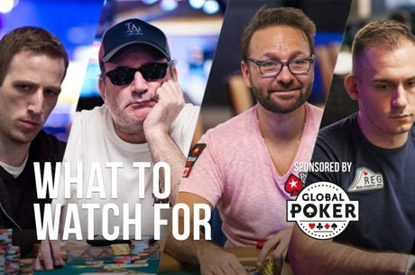 WSOP Day 18: Glaser, Matusow, Negreanu, Bonomo Advance in PPC