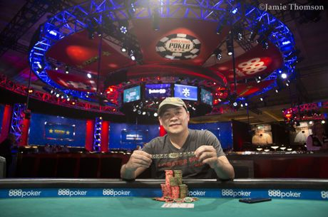 Hanh Tran Wins First WSOP Bracelet in $1,500 2-7 Triple Draw ($117,282)