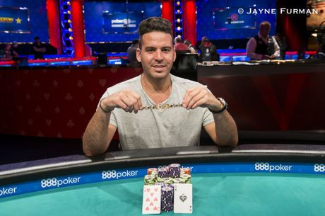 2018 WSOP Event 28: Fortunate River Gives Gal Yifrach First WSOP Bracelet & $461K Prize