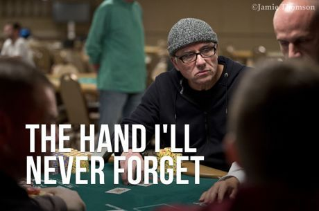 The Hand I'll Never Forget: Elezra's Straight Flush & Celine Dion Prank