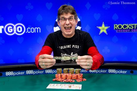 2018 WSOP Event 31: Steven Albini Wins $1,500 Stud to Deny Jeff Lisandro 7th Bracelet