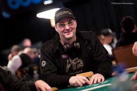Die $50,000 Poker Player's Championship ohne Phil Hellmuth