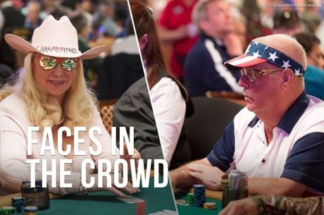 Faces in the Crowd: Some Super Senior Style
