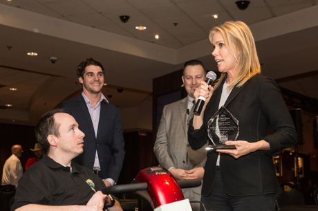 Curb Your Enthusiasm's Cheryl Hines Takes to the Felt for Charity
