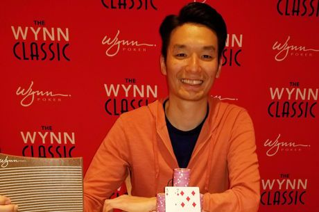 Li and Coombe Chop Record-Breaking Wynn Summer Classic $1,100 ($1M GTD)