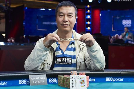 2018 WSOP Event 35: Yueqi Zhu Claims First WSOP Gold in $1,500 Mixed Omaha