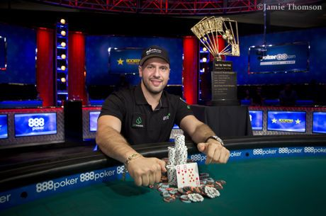 Michael Mizrachi Wins His Third Poker Players Championship Title