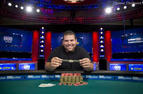 2018 World Series of Poker: Yaniv Birman gewinnt Event #38