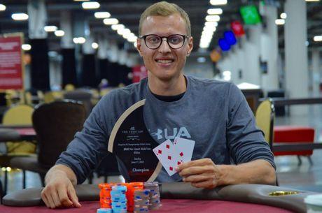 Arūnas Sapitavičius Las Vegase laimėjo virš 130,000 dolerių