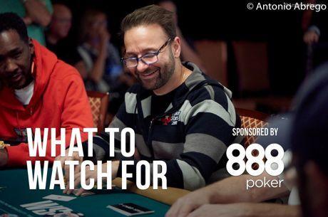 WSOP Day 23: Daniel Negreanu Returns Second in Chips in $25K PLO HR