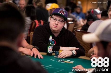 "888poker's Parker ""Tonkaaaa"" Talbot Makes His 2018 WSOP Debut"